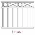 Conifer Pedestrian Gates
