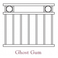 Ghost Gum Pedestrian Gate